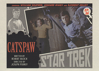 TOS Captain's Lobby Card 36