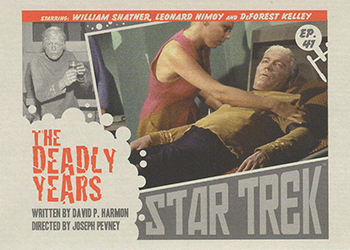TOS Captain's Lobby Card 41