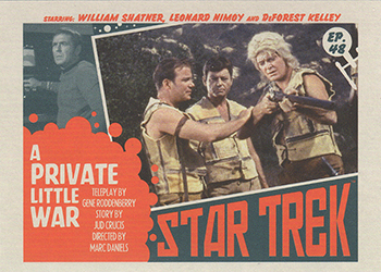 TOS Captain's Lobby Card 48
