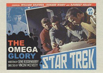 TOS Captain's Lobby Card 52