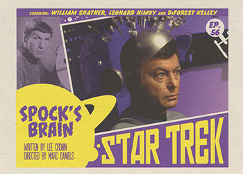 TOS Captain's Lobby Card 56