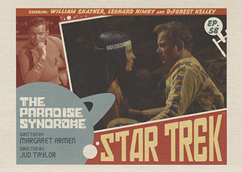 TOS Captain's Lobby Card 58