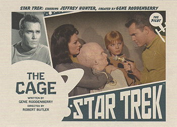 TOS Captain's Lobby Card 80
