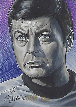 Andy Price Sketch - McCoy