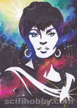 Andy Price Sketch - Uhura