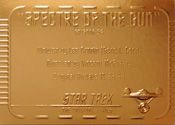 Gold Card G56 - Spectre of the Gun