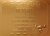 Gold Card G59 - The Enterprise Incident