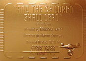 Gold Card G60 - And the Children Shall Lead