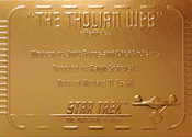 Gold Card G64 - The Tholian Web