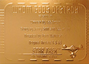 Gold Card G71 - Whom Gods Destroy