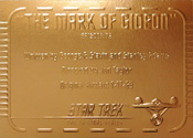 Gold Card G72 - The Mark of Gideon