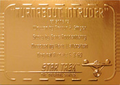 Gold Card G79 - Turnabout Intruder