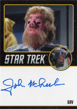 Black Border Autograph - John Wheeler