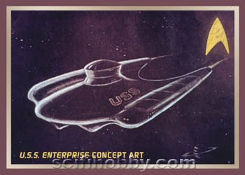 TOS 50th Enterprise Concept Art E1