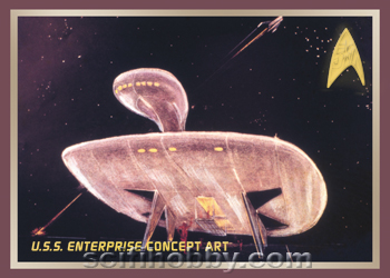 TOS 50th Enterprise Concept Art E3
