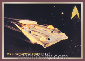 TOS 50th Enterprise Concept Art E4