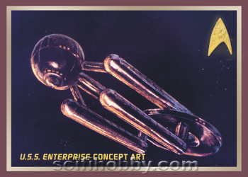 TOS 50th Enterprise Concept Art E6