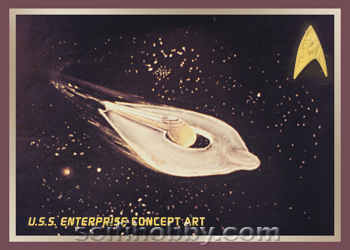 TOS 50th Enterprise Concept Art E7