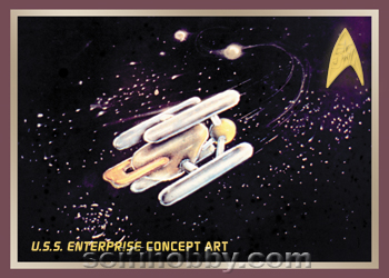 TOS 50th Enterprise Concept Art E8