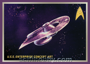 TOS 50th Enterprise Concept Art E9