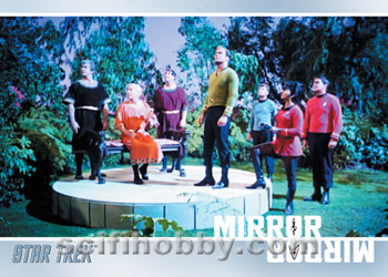 TOS 50th Mirror, Mirror 1