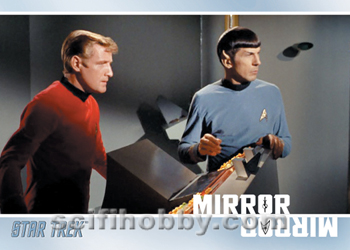 TOS 50th Mirror, Mirror 3