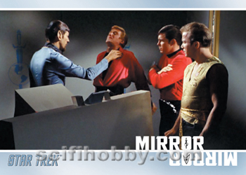 TOS 50th Mirror, Mirror 6