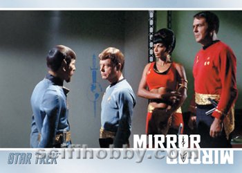 TOS 50th Mirror, Mirror 7