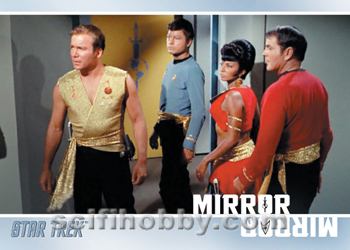 TOS 50th Mirror, Mirror 8
