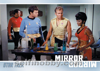 TOS 50th Mirror, Mirror 9