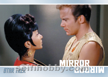 TOS 50th Mirror, Mirror 10