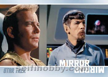 TOS 50th Mirror, Mirror 16