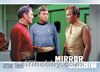 TOS 50th Mirror, Mirror 22