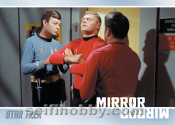 TOS 50th Mirror, Mirror 27