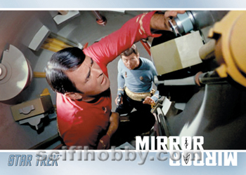 TOS 50th Mirror, Mirror 35