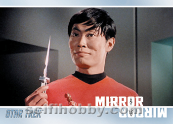 TOS 50th Mirror, Mirror 40