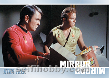 TOS 50th Mirror, Mirror 45