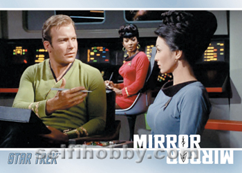 TOS 50th Mirror, Mirror 50