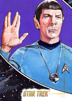 TOS 50th Sketch - Michael James
