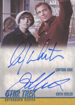 DA7 William Shatner & Joan Collins