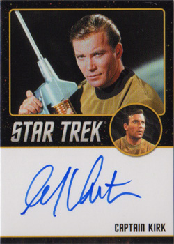 Autograph - William Shatner