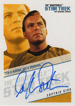 QA1 William Shatner - Soldier