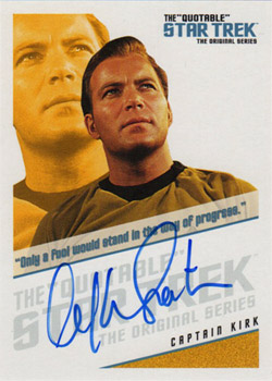 QA1 William Shatner - Fool