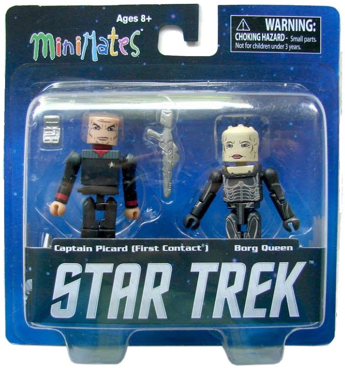 MM Legacy Wave 1 Picard & Borg Queen