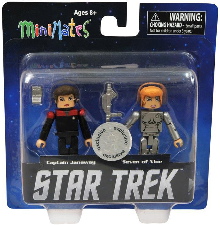 MM Legacy Wave 2 Janeway & Seven of Nine