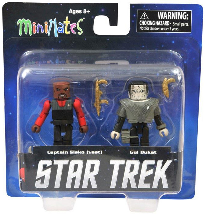 MM Legacy Wave 2 Sisko & Dukat