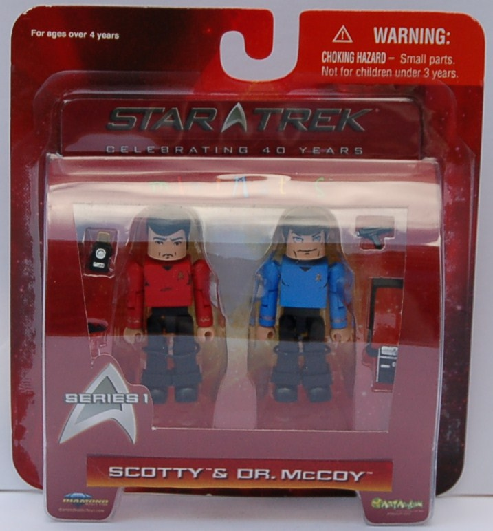 MM Series 1 Scotty and Mccoy