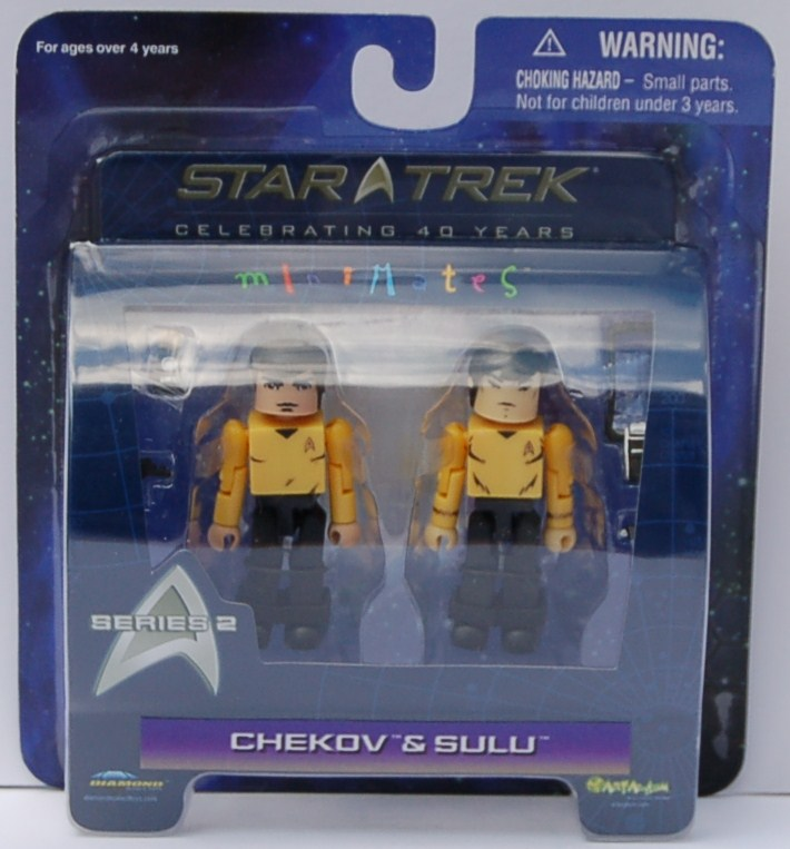 MM Series 2 Chekov & Sulu