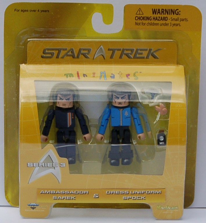 MM Series 3 Sarek & Spock