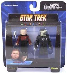 MM Series 4 Picard & Borg Queen
